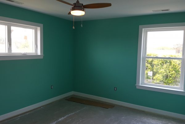 Go Green Interior Painting