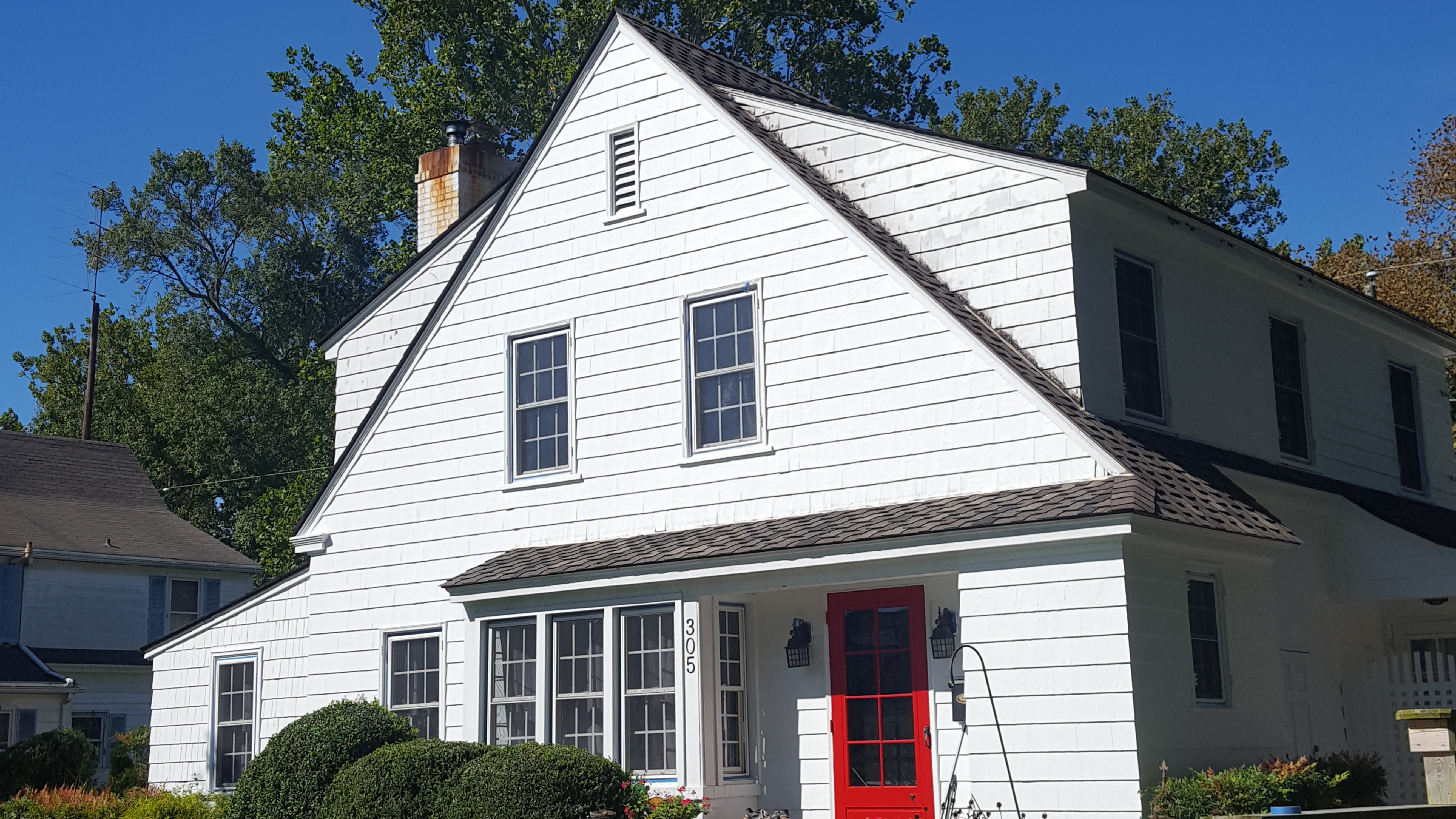 1930s House Lead Abatement And Paint Go Green Painters