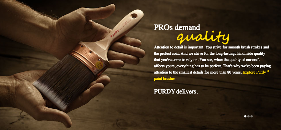 Purdy Professional Paint Supplies